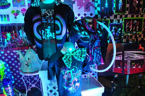 Mad T Party merchandise