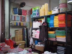 Plastic ware, Victoria Street Wholesale Market