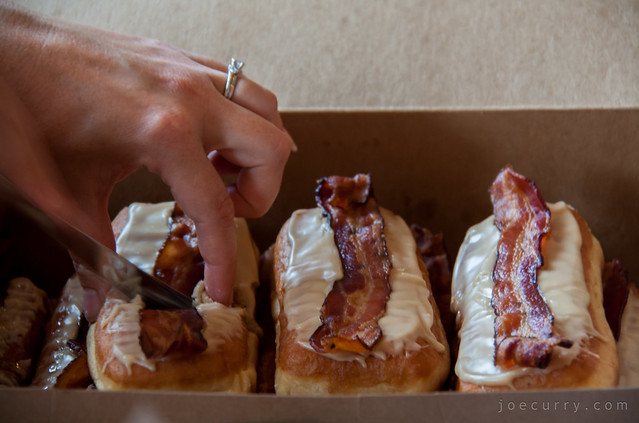 Maple & Bacon Donut