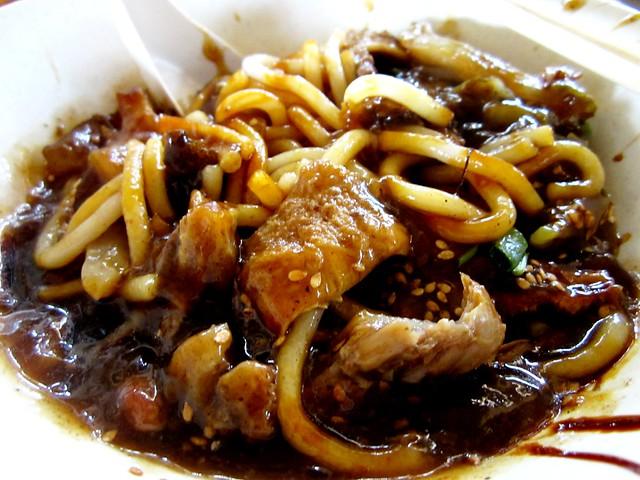 Seremban beef noodles 2