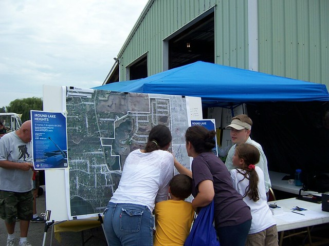 CMAP at Round Lake Heights Village Festival