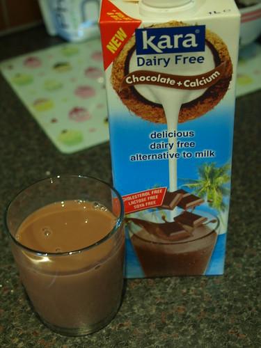 Kara's Chocolate Coconut Milk