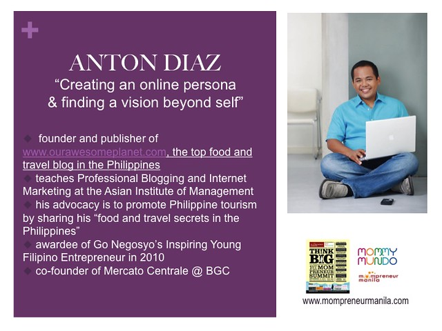 Anton Diaz profile