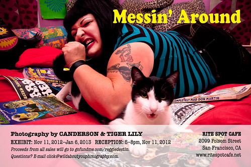 messin' around: a photo exhibit