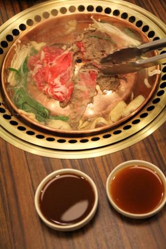 Deungsim Yangnyeom Bulgogi at Sariwon Korean Barbecue - 3