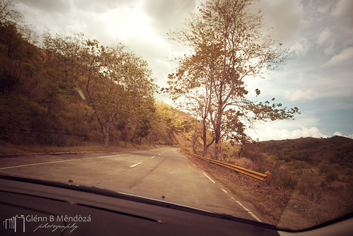 Road to Pantabangan, Nueva Ecija