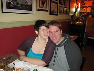 Anniversary Dinner with Feller
