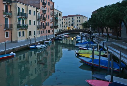 Rio di San Girolamo, Venice
