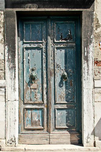 Blue Door, Murano