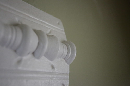 trims and molding details orginal to the home
