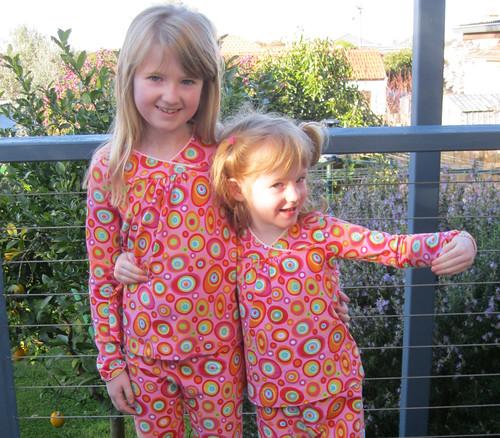 pyjama tops - Oliver + s hopscotch knit top