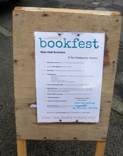 Chinley BookFest