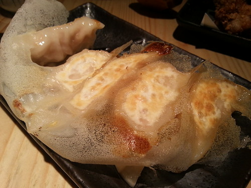 Prawn and Pork Gyoza