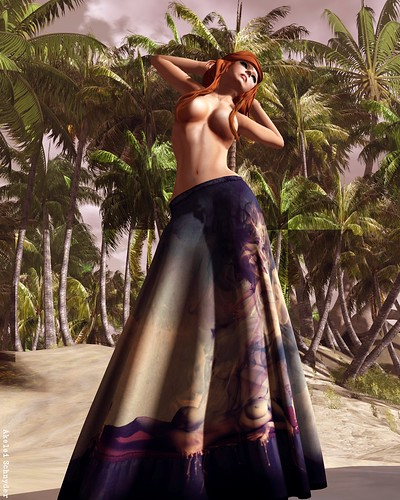 DRD - Boho Skirt - JV Art