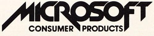 Logo kedua Microsoft (1980 - 1981)