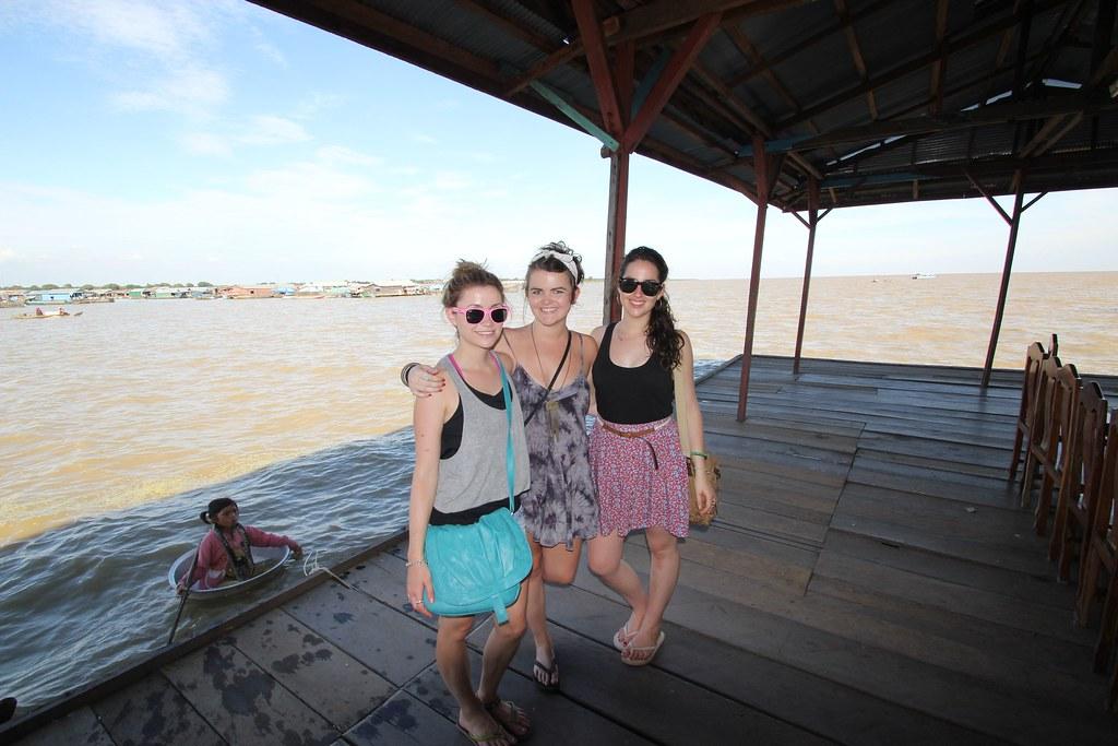 Tonle Sap Lake - Siem Reap, Cambodia
