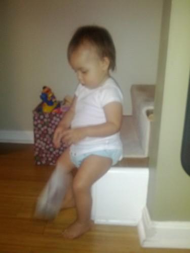 AM sitting