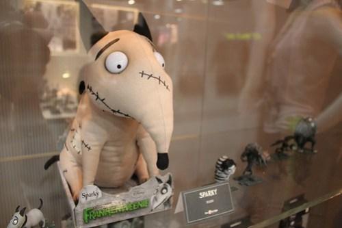 Frankenweenie touring exhibit