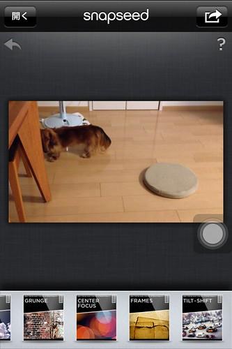 04 Snapseed centerfocus