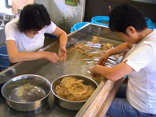 伝統工芸:深山和紙