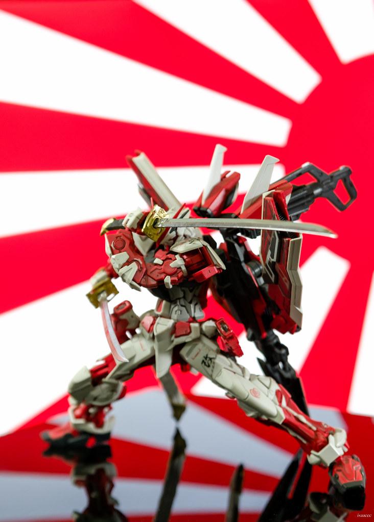 MG Astray Red Frame Kai