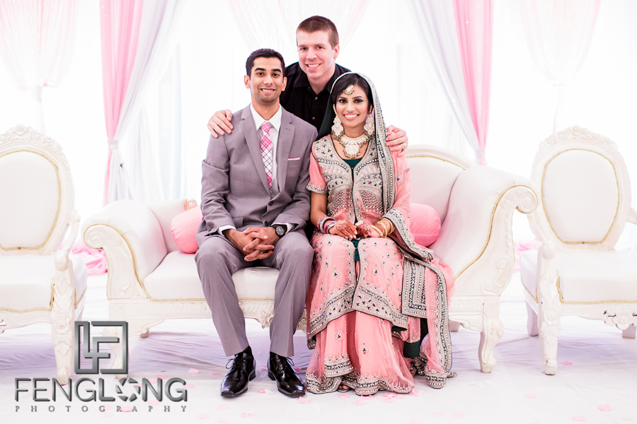 Abbas & Kiran's Wedding Valima | DoubleTree Augusta | Atlanta Augusta Indian Pakistani Bangladeshi Wedding Photographer