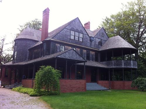 Isaac Bell House / Edna Villa, Newport RI (3/4)
