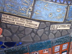Skinningrove Flood Mosaic