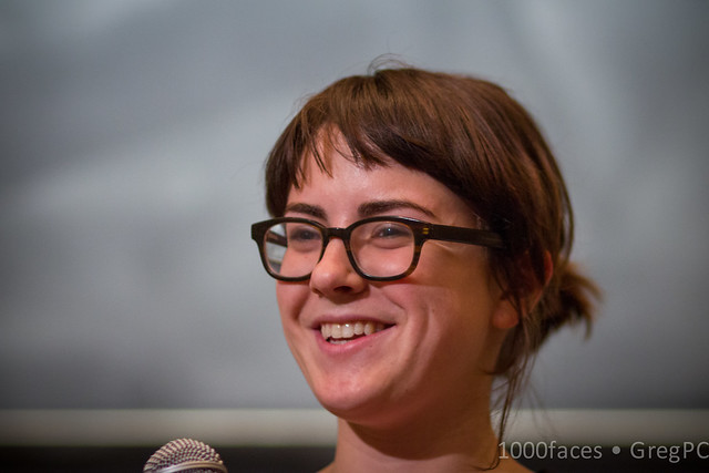 Faces - Aimee Harrison reading