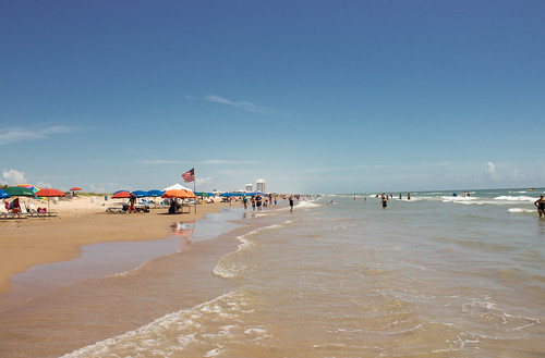 Beach five