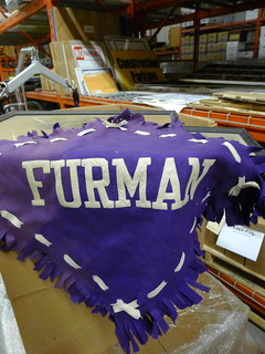 Furman University Banner