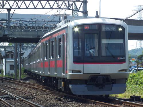 4105F @森林公園〜東松山