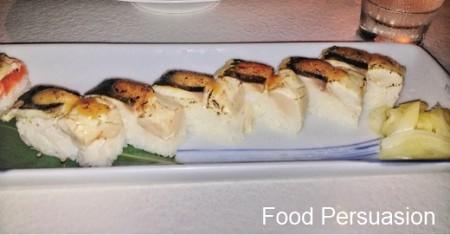 aburi saba sushi