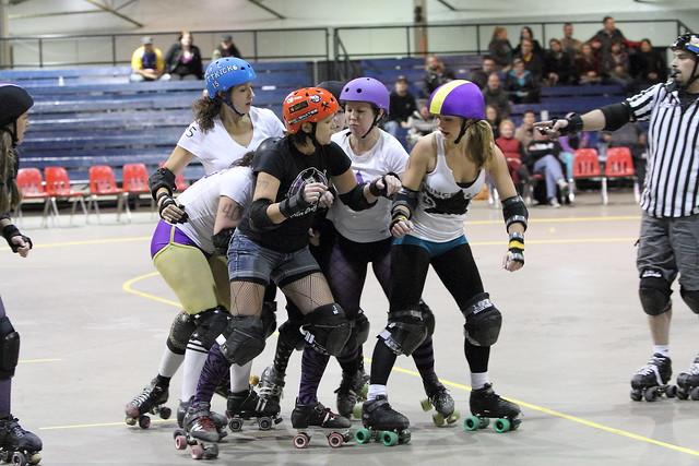Regina's Rockin Roller Derby 2