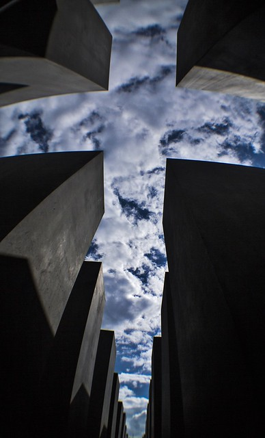 Nellu Mazilu, Memorial to the Murdered Jews of Europe, Holocaust Memorial, Berlin, Germany
