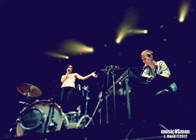 Matt & Kim @ The Pageant
