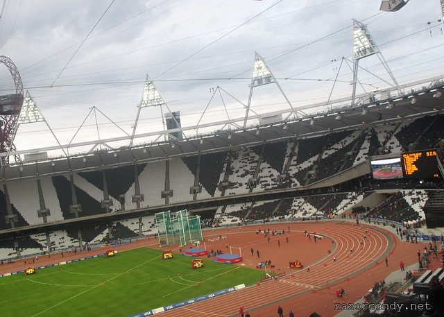 Olympics Stadium - 5th May, 2012 (7)