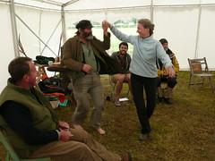 Simon & Christiane dancing