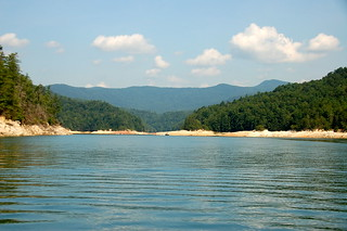 Upper Lake Jocassee-010