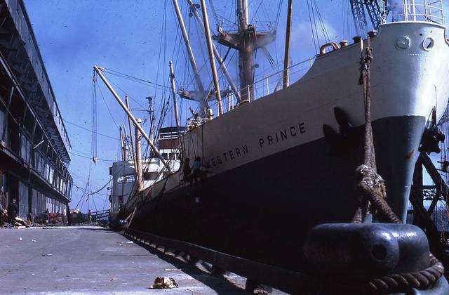 Navire «Western Prince», 1966, VM94-AD-5-007