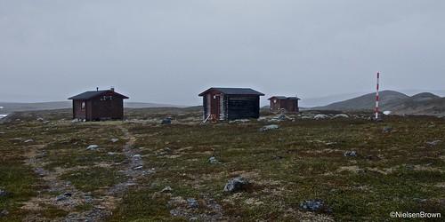 Kopmajoki Huts