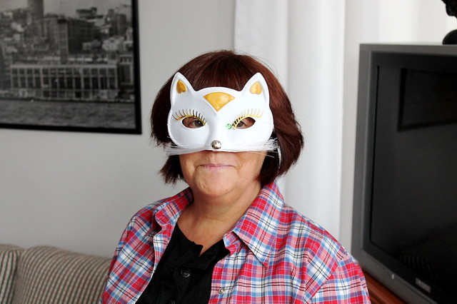Nese's mask