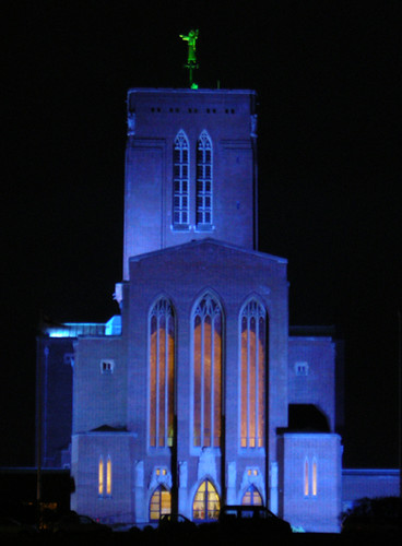 Guildford Cathedral 31 March 01