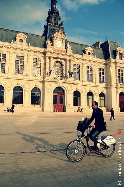 vélo poitiers