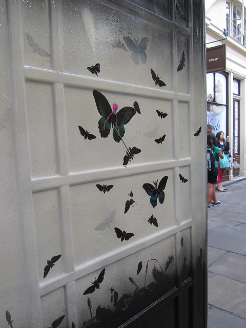 "65 - ""The Cure"" by MM (Covent Garden)"