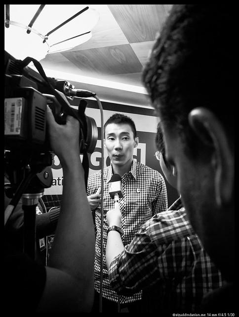 Datuk Lee Chong Wei