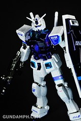 ANA RX-78-2 Gundam HG 144 G30th Limited Kit  OOTB Unboxing Review (86)