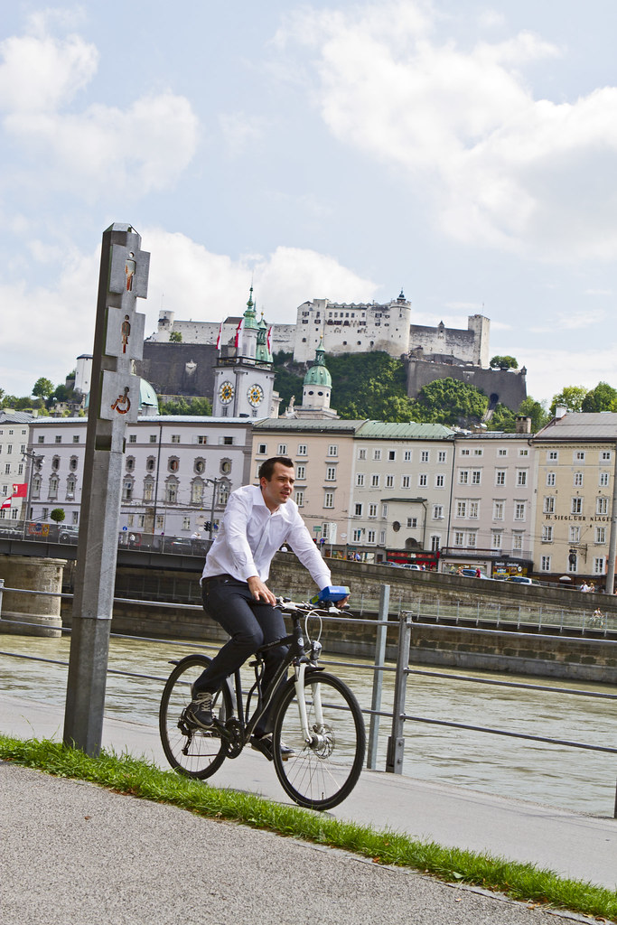 Salzburg Cycle Chic