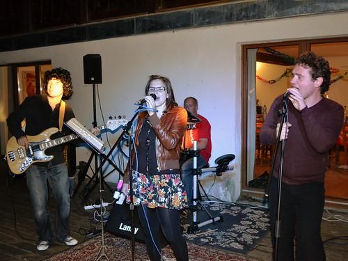Concert privé KT40 le 07 mai 2011 à Freland