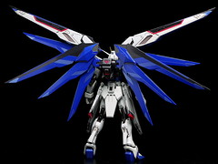 Metal Build Freedom Review 2012 Gundam PH (88)